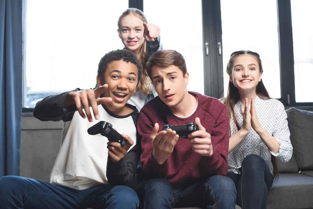 משחקים PS4