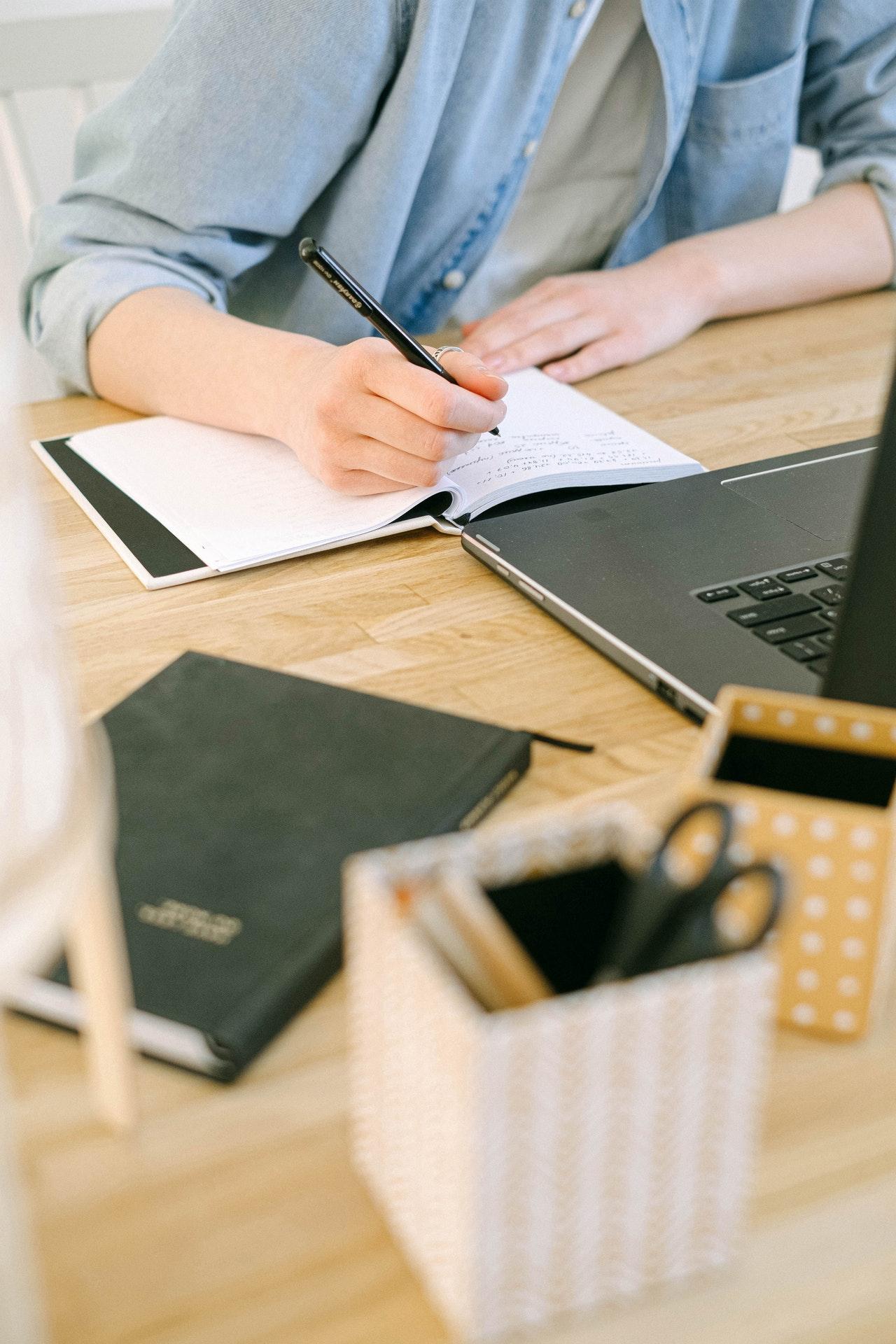 כתיבת עבודת גמר